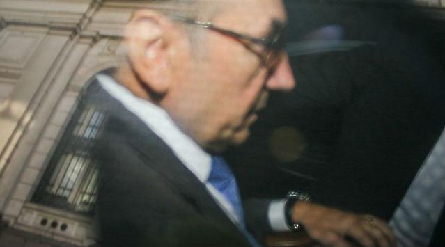 Fuente-Alba perdió por partida doble: Corte Marcial lo mantiene en prisión preventiva y rechaza el amparo contra ministra Rutherford