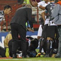 El dramático momento vivido en la Copa Sudamericana luego que un jugador quedara inconsciente en la cancha