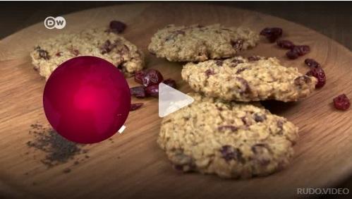 Cómete el mundo: galletas danesas de avena y regaliz