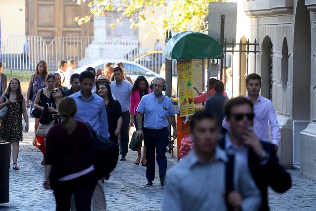Salarios en Chile cerraron 2018 con una leve alza en medio de debilidad del mercado laboral