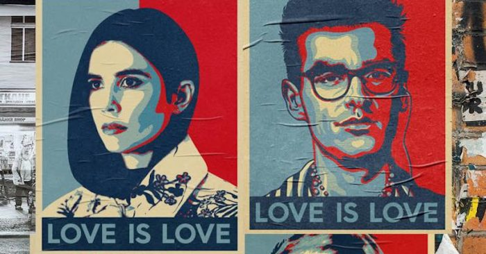 "Fiesta de San Valentín ""Love Is Love"" en Centro de Eventos Blondie"