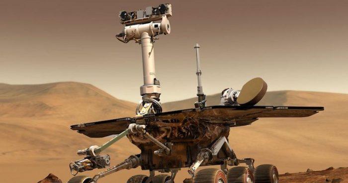 """La NASA da por """"muerto"""" al robot Opportunity tras 14 años en Marte"""
