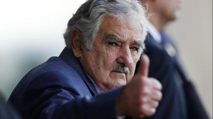 Mujica aceptaría mediar en el conflicto de Venezuela si Uruguay se lo pide