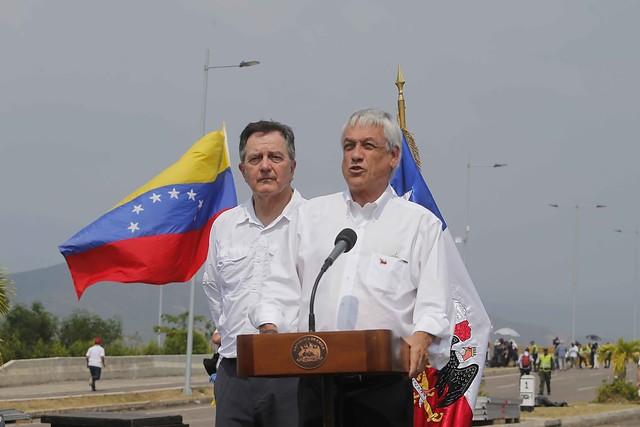 Cúcuta no alcanza para Piñera: aumenta la desaprobación al mal manejo de las emergencias y Ampuero baja 7 puntos