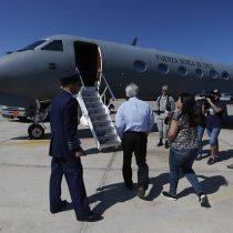 Accidentado viaje de Piñera a Cúcuta: falló el avión presidencial y tuvo que cambiar de aeronave en Iquique