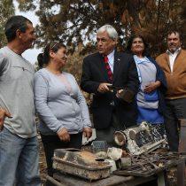 Piñera lo sigue repitiendo: