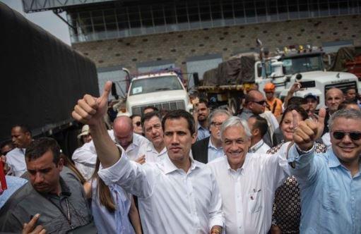 Piñera a lo Trump: