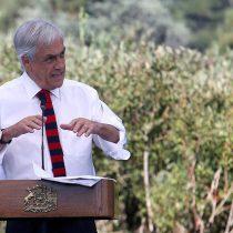 Piñera justifica su modernización tributaria: los mayores críticos del actual sistema son ex ministros de Hacienda de la Concertación