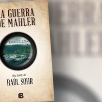 El viaje de Sohr a la memoria del país con su novela