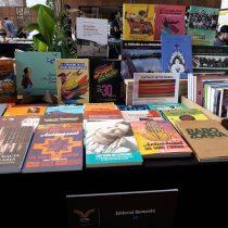 Remate de libros editorial Quimantú en Santiago Centro