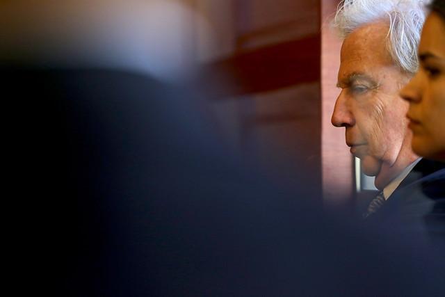Condenan a Raúl Schüler a 4 años de presidio por estatuas patrimoniales robadas