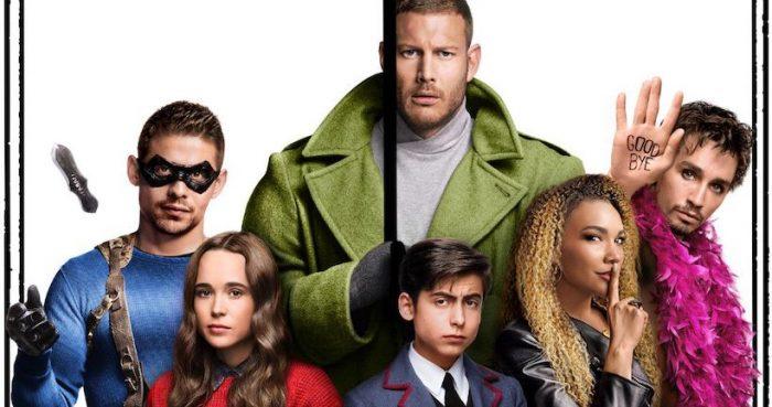 """""""The Umbrella Academy"""": la serie que apuesta por superhéroes atípicos"""