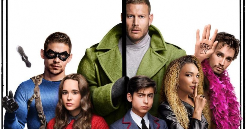 """The Umbrella Academy"": la serie que apuesta por superhéroes atípicos"