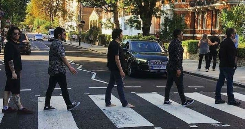 Get Back: Tributo a The Beatles en Teatro San Ginés