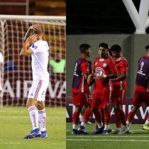 No hubo abrazos: Universidad de Chile y Unión La Calera no logran triunfar en su debut internacional