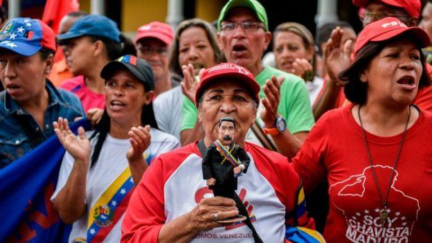 El hundimiento de la economía venezolana