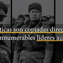 Con este video, la Casa Blanca compara a Maduro con Stalin, Mussolini, Hussein y Gadafi