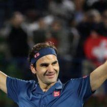 Histórico: Roger Federer gana a Tsitsipas en la final de Dubái y se anota el título número 100 de su carrera profesional