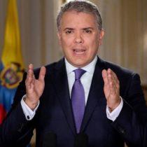 """5 claves para entender la grave crisis política en Colombia y por qué señalan que Duque """"está dispuesto a dejar morir la paz"""""""