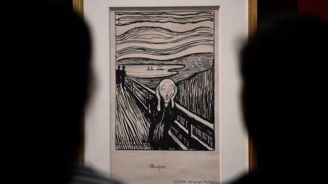 """""""El grito"""" de Munch: el Museo Británico desmonta una de las teorías más extendidas sobre el famoso cuadro"""