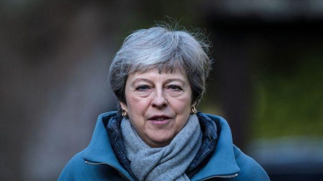 Brexit: presionan a Theresa May para que renuncie a cambio de aprobar su acuerdo de salida de la Unión Europea