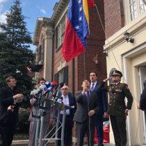 Gobierno de Maduro denuncia la ocupación de sedes en Estados Unidos por parte de seguidores de Guaidó
