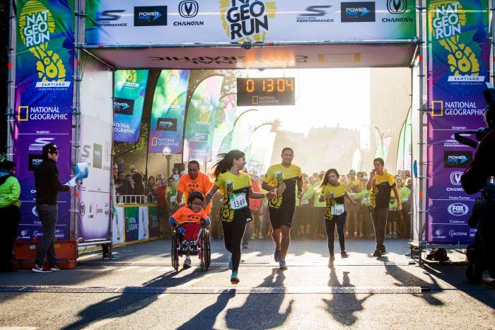 Nat Geo Run recibirá a más de 9 mil corredores este domingo