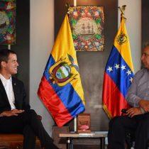 Juan Guaidó advierte: