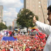 """Maduro promete que """"en los próximos días"""" se resolverá apagón"""