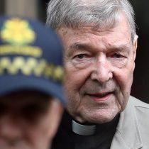 Seis años de cárcel para cardenal Pell por abusar de niños