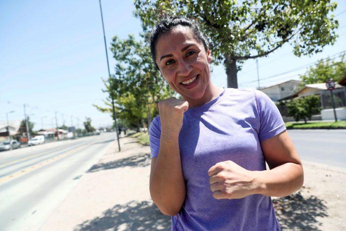 Mujer, boxeadora y madre soltera: los mil combates de Krespita Rodríguez