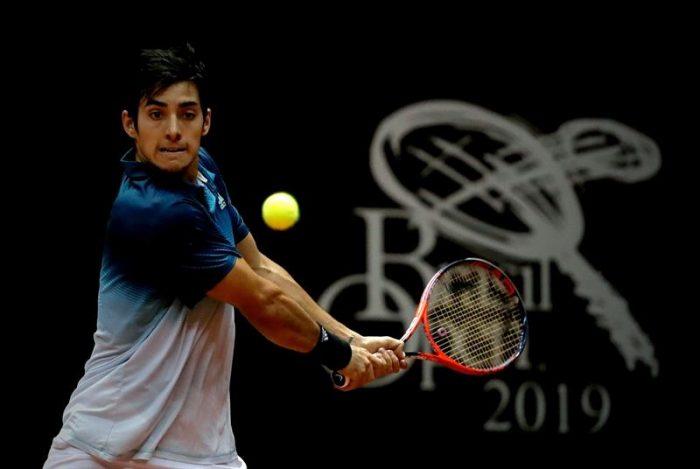 No pudo ganar su primer título ATP: Garín cae en la final del Abierto de Brasil ante el argentino Guido Pella