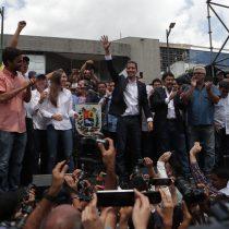Iván Duque celebra el regreso de Juan Guaidó a Venezuela