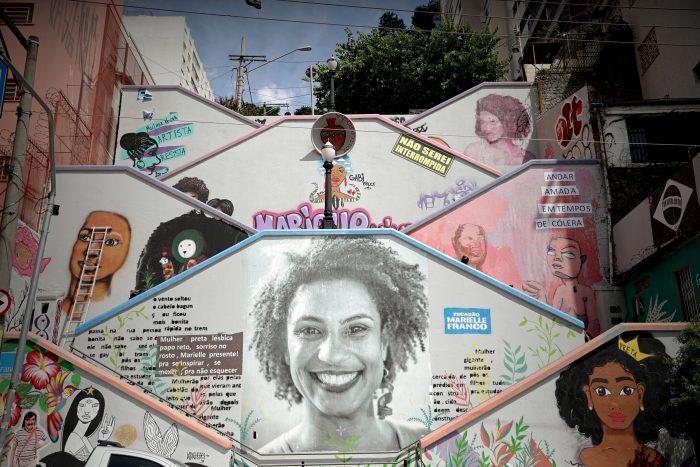 Dos policías detenidos como sospechosos del asesinato de activista brasileña