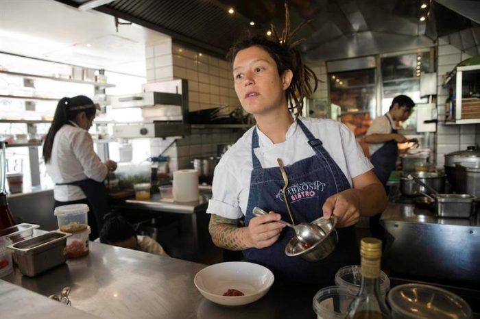 Carolina Bazán, chef de Ambrosía: apasionada por la cocina y la familia