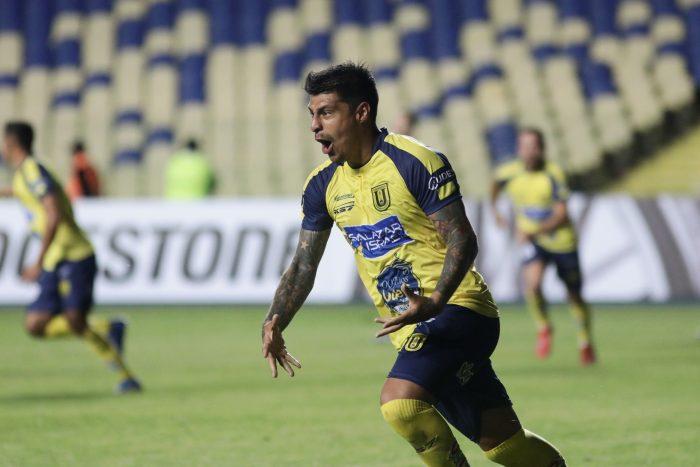 Con póker de Rubio en festín de goles, U de Concepción gana al Sporting Cristal