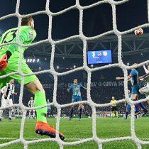 ¿Gol viciado?: un video pone en duda el gol de Ronaldo ante el Atlético y cuestionan el Ojo de Halcón