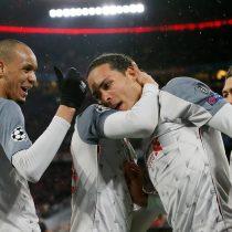 Mané lidera la victoria y la clasificación del Liverpool a cuartos de Champions