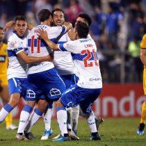Copa Libertadores: Universidad Católica consigue agónico triunfo ante Rosario Central