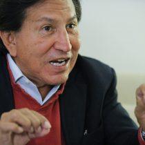 Expresidente peruano Toledo es arrestado en EE. UU. en estado de ebriedad
