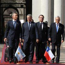 Piñera inaugura Prosur y explica su función: