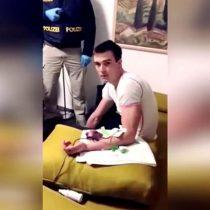 Deportista se inyecta su propia sangre y es detenido por dopaje
