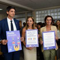 """""""Educación Libre de Sexismo"""": la propuesta del Mineduc para contribuir a la equidad de género en colegios"""