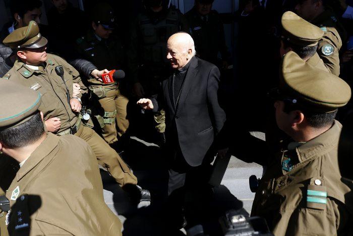 Violación en la Catedral Metropolitana: la nueva denuncia de encubrimiento que complica a Ezzati