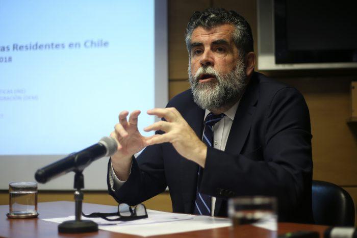 Ubilla respondió a denuncia por publicación de adquisición de terreno en zona mapuche: