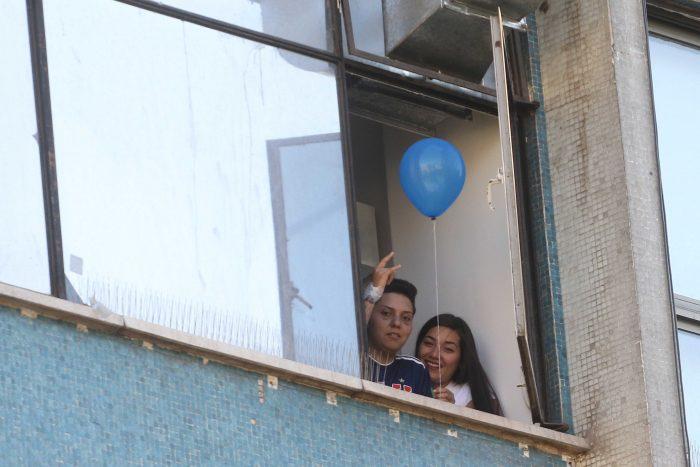 Carolina Torres es dada de alta mientras los agresores lesbofóbicos siguen prófugos de la justicia