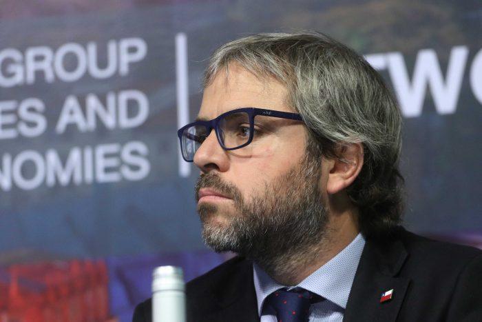 """Gonzalo Blumel: """"No tengo ninguna duda que Carabineros tiene una convicción muy profunda en materia de Derechos Humanos"""" - El Mostrador"""