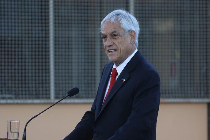 """""""El usuario paga todo"""": Sebastián Piñera entra al debate por los medidores inteligentes"""