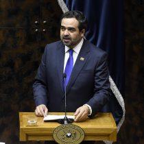Eligen a Jaime Quintana como el nuevo presidente del Senado