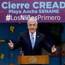 Piñera por el cierre del Cread de Playa Ancha: